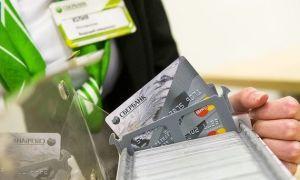 Кредитная карта сбербанка: условия пользования и проценты