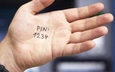Что делать, если забыл пин-код от карты Сбербанка