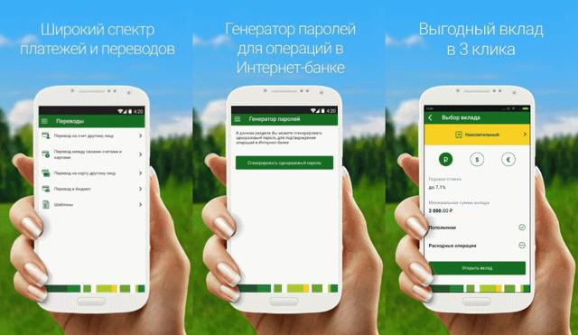 Как узнать баланс карты Россельхозбанка через СМС с телефона